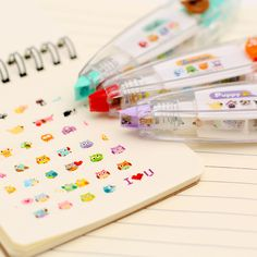 Korea Stationery Cute Novelty Decorative Correction Tape Correction Fluid School & Office Supply XZ-002 #>=#>=#>=#>=#> Click on the pin to check out discount price, color, size, shipping, etc. Save and like it!