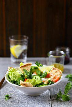 Salade fattouche