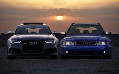 Audi RS4 & RS6