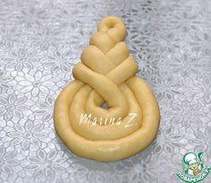 Сладкие булочки-витушки ингредиенты