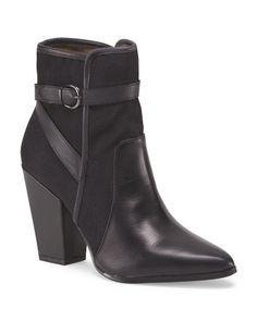 Paris Hilton Western Ankle Bootie