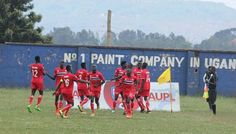Musa Esenu scores twice as Kirinya pip Proline to move top of the AUPL table Paint Companies, Sports Betting, World Of Sports, Local News, Sports News, Scores, Uganda, Baseball Cards, Table