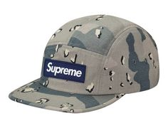 Desert Camo 5 Panel Cap by SUPREME 49d9cace587c