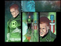 Injustice: Gods Among Us - Year Two - Episode 3  #batman #superman #dccomics #madefire #motionbooks #greenlantern