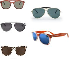 Statement sunglasses for the guys
