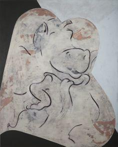 Anne Neukamp Springer I 2009 I oil,tempera,canvas I Tempera, Contemporary Paintings, Painting & Drawing, Cool Art, Fine Art, Canvas, Aspen, Drawings, Layering