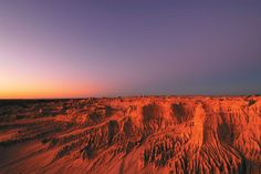 Mungo National Park...NSW