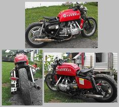 Cafe Racer Honda, Cafe Racer Motorcycle, Motorcycle Style, Cafe Racers, Goldwing Bobber, Bobber Chopper, Cool Bikes, Rat Bikes, Motorcycle Events