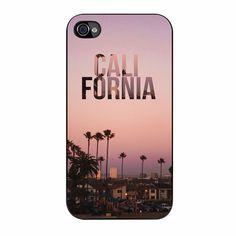 Newport California iPhone 4/4s Case