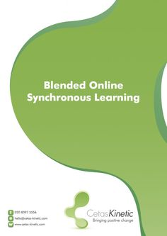 What is Blended Online Synchronous Learning?