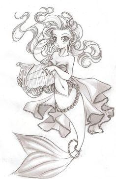 Mermaids song by NeMi09 on DeviantArt