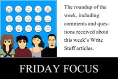 Proofreading, web pages, Social Media & more: Friday Focus - The Write Stuff http://ht.ly/GanMc