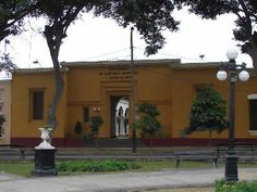 National Museum of Archeology, Anthropology, and Peruvian History