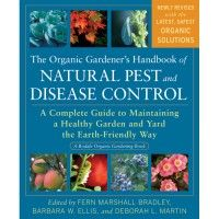 The Organic Gardener's Handbook of Natural Pest and Disease Control, edited by Fern Marshal Bradley, Barbara W. Ellis, and Deborah L. Martin. A complete guide to maintaining a healthy garden and yard the earth–friendly way