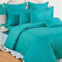 Sonata Tango: Aqua Turq - Duvet Cover, Comforter & Quilt