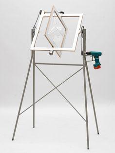由安妮卡弗萊即興機自發性來自從未使用相同的模具的兩倍。將所得的物體像的陶瓷,但實際上是由在半小時硬化的塑料製成