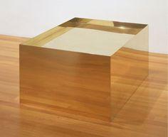 Donald Judd / Brass / Autumn