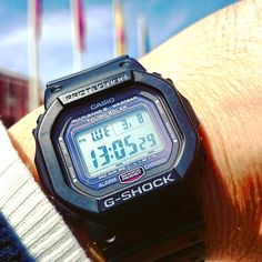 Casio G-Shock GW-5000 (King of G).