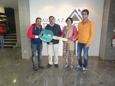#MotiazRoyalCiti : Possession Update #3BHKFlatsinZirakpur with #NeelamRani & #RajKumar