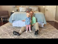 I am producing this video series with my co-instructor, Myla Sunshine, who is a beautiful girl who has low tone and Down syndrome. She lives 250 miles from m. Gross Motor Activities, Therapy Activities, Infant Activities, Therapy Ideas, Physical Therapy Exercises, Pediatric Physical Therapy, Occupational Therapy, Teaching Babies, How To Teach Kids