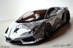 Lamborghini Gallardo Huet_Vision_Art HuetMotorsport