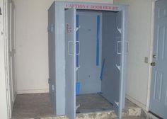 Tornado Tech Shelters & Safe Rooms > Shelter Models