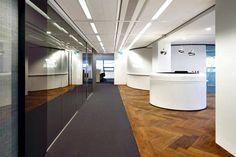 Kantoor in Rotterdam van Vopak