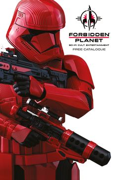 Forbidden Planet is the world's largest and best-known comic, science fiction, fantasy and cult entertainment retailer! Future Weapons, Science Fiction, Star Wars, Entertaining, Superhero, Stars, Comics, Winter, Sci Fi
