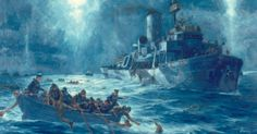 Two Amazing Stories From USCGC Escanaba – Heroism And Heartbreak In The North Atlantic, 1943