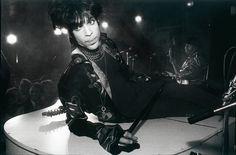 Prince by photographer Terry Gydesen