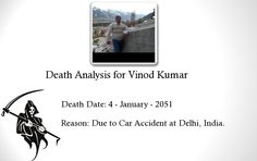 When and Why you will Die? Find it out at http://funappsworld.com/