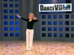 American Style Smooth DVIDA Syllabus Advanced II (Gold) Foxtrot - Ballroom Dance DVD