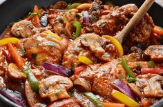 Cookbook Recipes, Meat Recipes, Chicken Recipes, Cooking Recipes, Recipies, The Kitchen Food Network, Greek Cooking, Tasty, Yummy Food