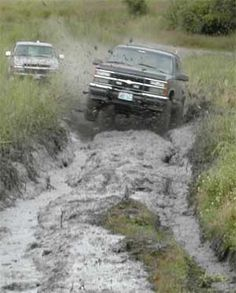 love off roading