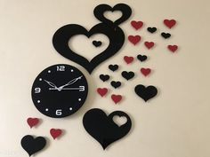 Clocks Stylish Acrylic Designer Wall Clock  Material: Acrylic Size: Free Size Type: Analog Description: It Has 1 Piece Of Wall Clock Country of Origin: India Sizes Available: Free Size *Proof of Safe Delivery! Click to know on Safety Standards of Delivery Partners- https://ltl.sh/y_nZrAV3  Catalog Rating: ★4.1 (1162)  Catalog Name: Free Gift Stylish Acrylic Designer Wall Clock Vol 4 CatalogID_449599 C127-SC1440 Code: 416-3257573-