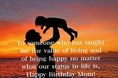 Happy birthday mummy quotes inspirational birthday wishes to mom from daughter luxury happy birthday quotes Birthday Wishes For Mummy, Happy Birthday Love Poems, Famous Birthday Quotes, Happy Birthday Mom From Daughter, Happy Birthday Mother, Birthday Quotes For Best Friend, Happy Birthday Cards, Mothers Love Quotes, Mom Quotes From Daughter