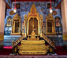 Thailand History, Thailand Art, Throne Room, Royal Palace, Buddhism, Big Ben, Castle, Culture, Architecture