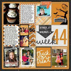 Week 44 - 2013 - Two Peas in a Bucket