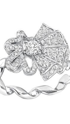 New Dior Jewelry #Luxurydotcom
