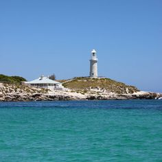 Bands of blue Bathurst Point at Rottnest Island.  #rottnestisland #rottnest #perth #perthisok #happyperth #livingperth #picoftheday #photooftheday #canon_photos #canon #canonaustralia #nofilters #southwesternaustralia by pablofastman http://ift.tt/1L5GqLp