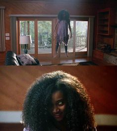 """Amandla Stenberg as Macey Irving from the TV Show """"Sleepy Hollow""""."""
