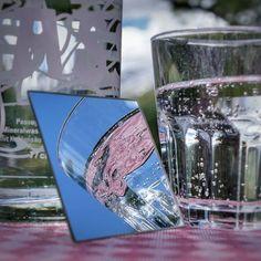 Zeit und Musse für mein #Spiegelprojekt. Heute mit etwas Sommerfrische. Pint Glass, Tableware, Instagram, Mirrors, Projects, Life, Dinnerware, Beer Glassware, Tablewares