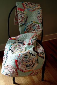 Oh, the quilting!
