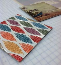 Custom printed ceramic tiles by Printing Specialists in Tempe AZ Floor Design, Arizona, Tiles, Printing, Interior Design, Utah, Inspiration, Room Tiles, Nest Design