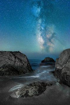 Milky Way by Paul Kozal