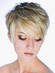 Long hair 1 views Long pixie haircut is one of the most popular short hair Short Choppy Hair, Short Layered Haircuts, Short Hair With Layers, Cute Hairstyles For Short Hair, Short Hair Cuts For Women, Straight Hairstyles, Curly Hair Styles, Layered Hairstyles, Pixie Haircuts