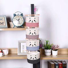 >> Click to Buy << 1Pcs Cute Cartoon Cat Hanging Storage Bag New Cotton Creative Cloth Cartoon Household Accessory Hanging Craft Debris HG0460 #Affiliate