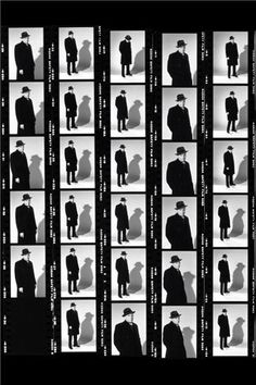 Terry O'Neill | Frank Sinatra Contact Sheet