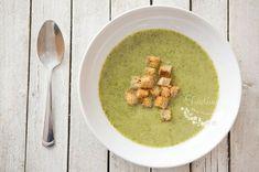 Brokolicová krémová polévka Ethnic Recipes, Food, Essen, Meals, Yemek, Eten