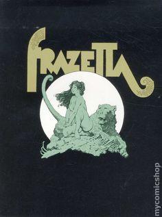 Cover by Frank Frazetta